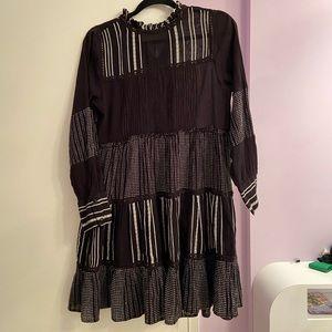 Zara Women's Long Sleeve Dress Size S